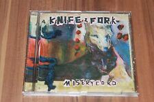 Knife & fork-miserycord (2004) (CD) (motore diesel Records – motorcd 1018)