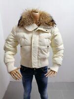 Giubbino DSQUARED Donna Taglia Size 44 Jacket Woman Veste Femme Nylon P 7539