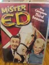 Mister Ed Series 2-4. UK compatible DVD sets.12 discs in total.