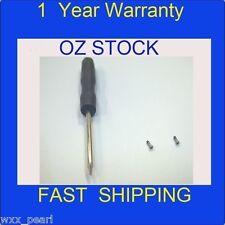 2x Bottom Screws Pentalobe Silver Replacement Repair for iPhone 6 plus with tool