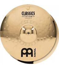"""Meinl Classics Custom 14"""" Medium Hi Hat Cymbals"""