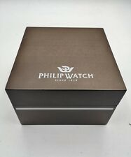Philip Watch box scatola like new legno wood