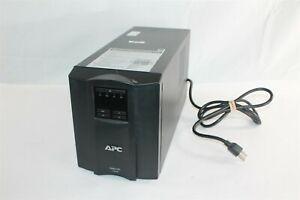 APC SMT1500 Smart-UPS 1500 8 Outlet Uninterruptable Power Supply No Batteries