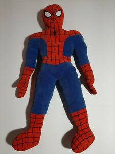 Brand New 33cm Tall Plush Doll Marvel Spiderman Spider Man Plush