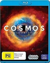 Cosmos A Spacetime Odyssey Blu-ray New & Sealed