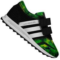 Adidas Originals Niños los Angeles Zapatillas la Trainer S65358 Negro Jungla