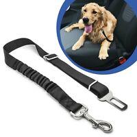 Auto KFZ Hunde Sicherheitsgurt Anschnallgurt Verbindungs-Gurt Verstellbar PKW