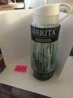 NEW Brita Water Filtration Bottle Drinking Straw Carrying Loop BPA Free 1 Filter