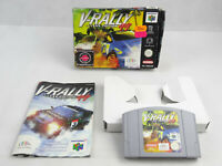 V Rally Edition 99 N64 Nintendo 64 Boxed PAL