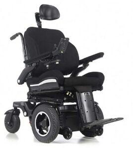 Sunrise Medical Quickie Q700 F Sedeo Ergo Powerchair - Front Wheel Drive