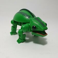 World Invading Reptile 1 Chameleon Transformers KO Toy Action Figure LH 1980's