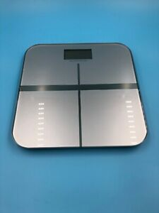 Digital Electronic Glass Weighing Scale Max 400 LB