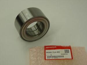 Genuine Honda Bearing Assembly Front Hub 44300-TLA-A51