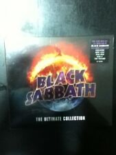 black sabbath the ultimate collection x2 cd factory sealed heavy metal