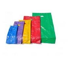SHOPPERS BUSTE PLASTICA 10 KG 35X50 CM. MANICO CENTRALE BUSTE BOUTIQUE BIODEG.