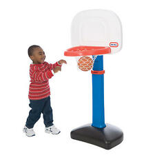 USED Little Tikes Basketball Hoop REPLACEMENT PART BLACK BASE For TOTSPORTS Hoop