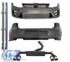 Kit completo corpo Golf 7 VII 2013 -> R R20 look con scarico completo