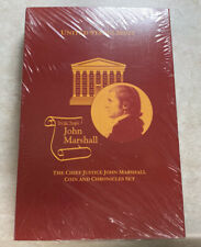 2005-P U.S. Mint The Chief Justice John Marshall Coin and Chronicles Set. Sealed