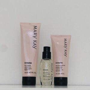 Mary Kay® TimeWise® Miracle Trio Set with Bag Normal to Dry Skin