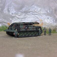 Spur N 1:160 Bundeswehr Bergepanzer 1 M88A1 Fertigmodell Flecktarn Militär Armee