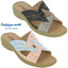 Cushion Walk Synthetic Wedge Heels for Women