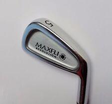 Maxfli Revolution 5 Iron Dynamic Gold S300U Steel Shaft Golf Pride Grip