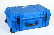 Blue Seahorse SE920 Case. No Foam. Comes with Pelican TSA Lock.