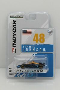 2021 JIMMIE JOHNSON #48  Carvana 1:64 NTT IndyCar In Stock Free Shipping