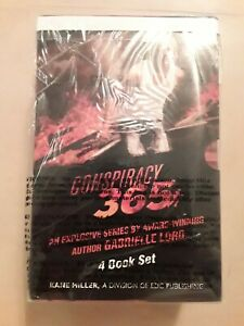 Conspiracy 365 Series - Box Set #1 by Gabrielle Lord Hardcover