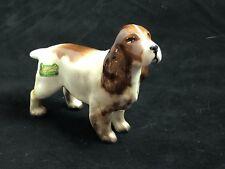 Vintage Beswick Porcelain Figurine, Springer Spaniel