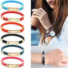 Multicolor ANTI STATIC Titanium Ionic Magnetic Bracelet Band Lightweight Tweezer
