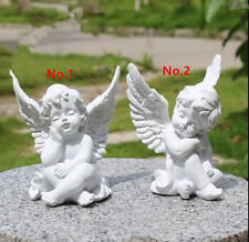 JM 2pcs Silicone Soap Candel Mold Angel Sugarcraft Cake Decorating Fondant Mold