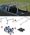 Reese Truck Bed Ladder Rack 800lb Top Rail Kit Protective Glides Load Stops