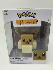 Pokemon Quest - EEVEE Vinyl Figure - New but Slight Box Wear