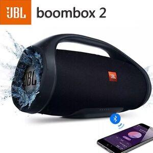 JBL Boombox 2 Wireless Bluetooth Speaker Waterproof portable Quality sound