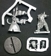 Chaos Commissar Traitor Command Blackstone Fortress Warhammer 40K Damned Abyss
