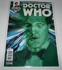 DOCTOR WHO : The ELEVENTH DOCTOR Year Two # 13 (Cover A) Titan Comic 2016  NM