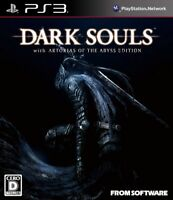 USED Game PS3 Dark Souls with Artorias of the Abyss Edition