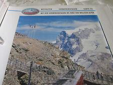 Alpenbahnen Westalpen K 45 Gornergratbahn Ins Herz der Walliser Alpen