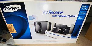 Samsung AV Receiver with Speaker System