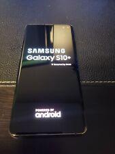 Samsung Galaxy S10+ Black 128GB Unlocked