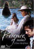 Presence of Mind (DVD, 2003) *Fullscreen DVD*