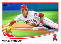 2013 Mike Trout  Bowman Topps  All Star Rookie Rookie #27