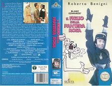 Il figlio della Pantera Rosa (1993) VHS