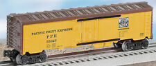 Lionel 6-26199 Western Pacific P.F.E. Wood-Sided Reefer #55327 NEW IN BOX