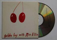 Golden Boy Golden Boy With Miss Kittin Adv Cardcover CD 2001