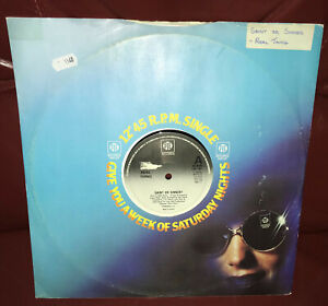 REAL THING Saint Or Sinner? 1979 12 INCH UK Pye 12P 161 funk disco rare groove