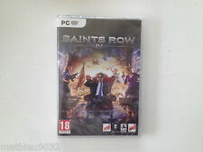 Saints Row 4 IV PC FR NEUF/NEW