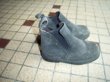 bottines de cheval cuir noir DECATHLON P29
