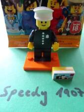 Lego Minifiguren 71021 Serie 18 Party Minifigures Retro Polizist von 1978  #8